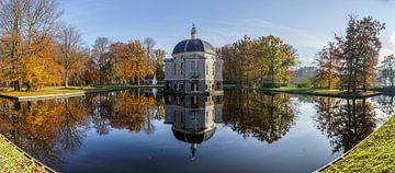 Pano Huis Trompenburgh, 's-Graveland, Wijdemeren. Netherlands van Martin Stevens