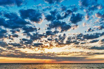 Sonnenaufgang von Gunter Kirsch