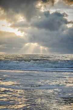 Nordsee vor Sylt van Beate Zoellner