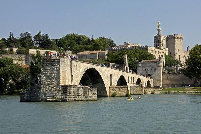 le pont d'Avignon van Antwan Janssen