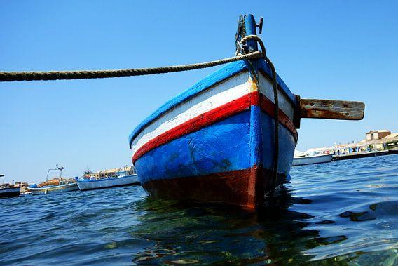 Boot in Italie van Sense Photography