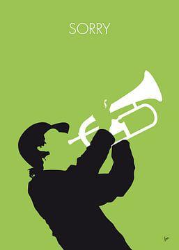 No236 MY KYTEMAN Minimal Music poster von