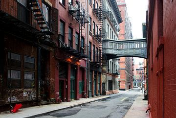 New York Tribeca von René Schotanus