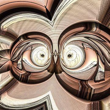 Fantasierijke abstracte twirlillustratie 113/19 van PICTURES MAKE MOMENTS