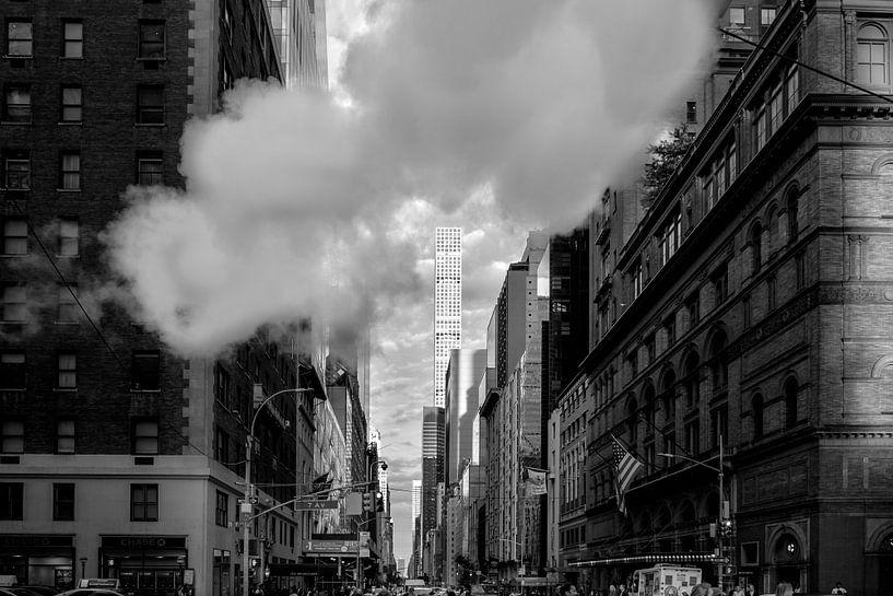 New York    57th street van Kurt Krause