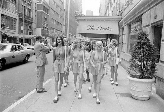 Pretty girls New York  van Jaap Ros