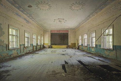 Buurthuis Tsjernobyl van Perry Wiertz