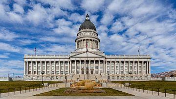 Utah State Capitol, Verenigde Staten van Adelheid Smitt