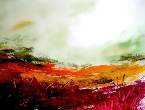 mystische Landschaft von M.A. Ziehr