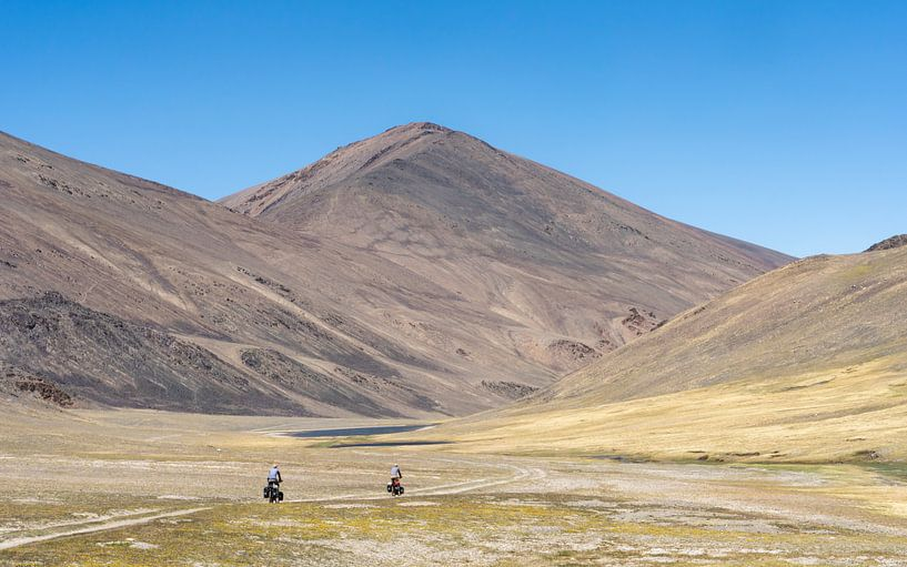 Pamir Highway van Jeroen Kleiberg