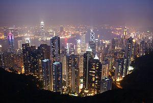 Slapeloos Hongkong