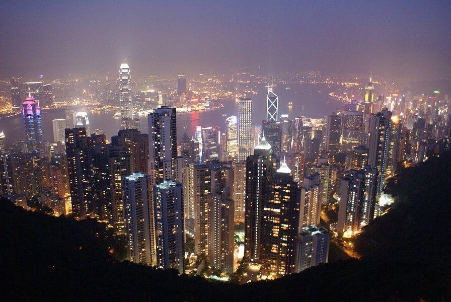 Slapeloos Hongkong van Olaf Piers
