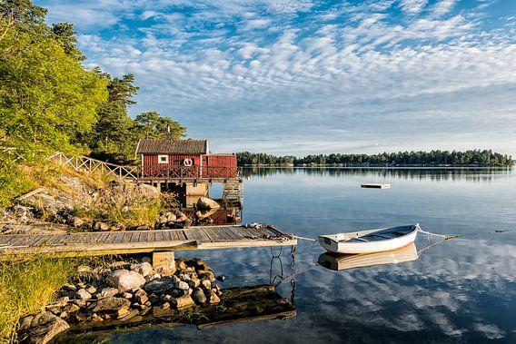 Archipelago on the swedish coast