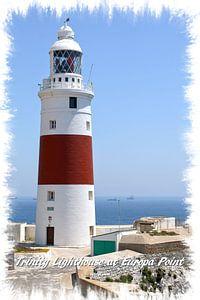 Leuchtturm in Gibraltar