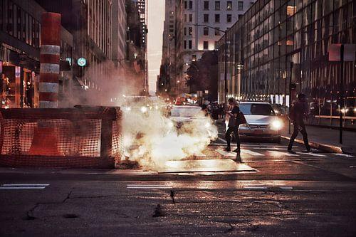 New York Straatbeeld van Ritchie Riekerk
