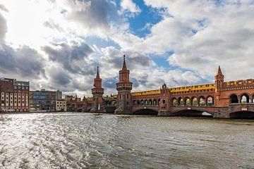 Osterbaumbrücke in Berlin von Werner Dieterich