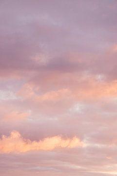 Sanfte, verträumte Wolken.