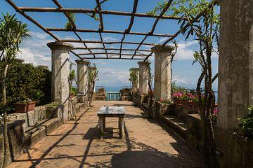 Villa Rufolo in Ravello van Remko Bochem