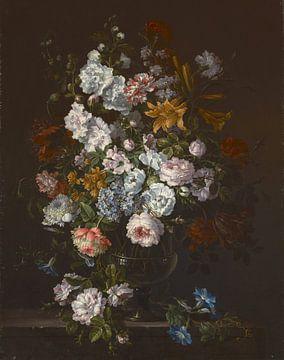 Fleurs, Jean-Baptiste Monnoyer sur