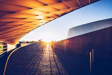 Architectuurfotografie: Kopenhagen - Den Blå Planet van Alexander Voss