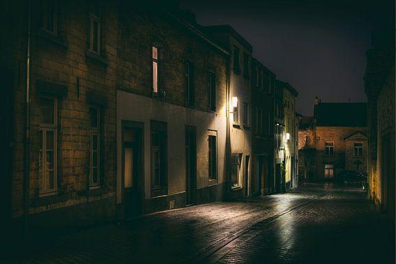 Kerkstraatje Valkenburg aan de Geul