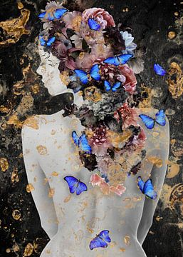Wild Flowers van Maaike Wycisk