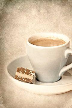 chocolade koffie van