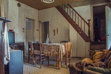 Verlassener Bauernhof von Tim Vlielander