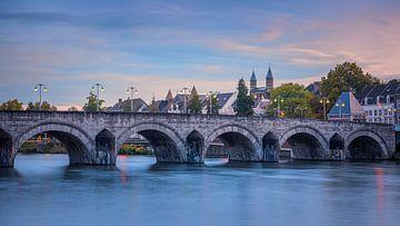 St. Servatius-Brücke, Maastricht von Henk Meijer Photography
