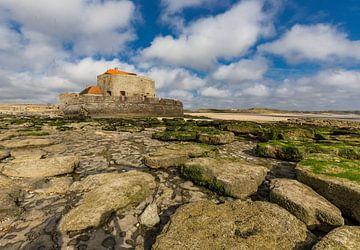Fort d'Ambleteuse, Côte d'Opale. von Easycopters