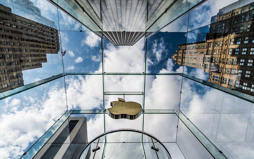 New York Apple store van John Sassen