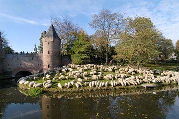 Amersfoort, Monnikendampoort von Wim van der Ende