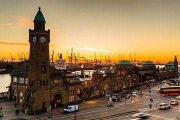 Hamburg Stad - Leven van