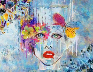 Bloemen van liefde van Marion Tenbergen