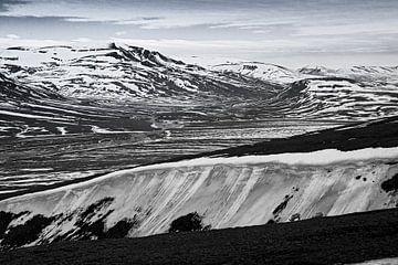 Adventdalen Svalbard von Abe Maaijen