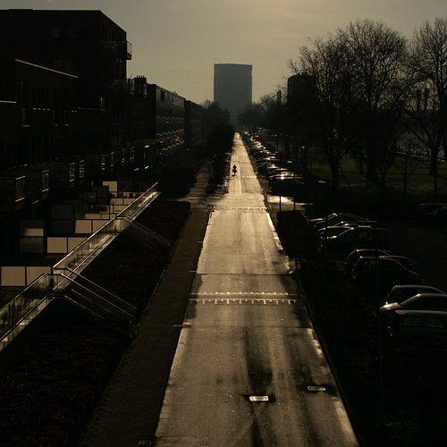 Heb de weg helemaal voor mijzelf in Utrecht Zuid