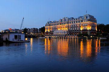 Amstel Hotel in Amsterdam sur Merijn van der Vliet