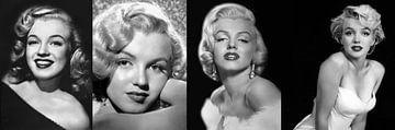 Collage Marilyn Monroe