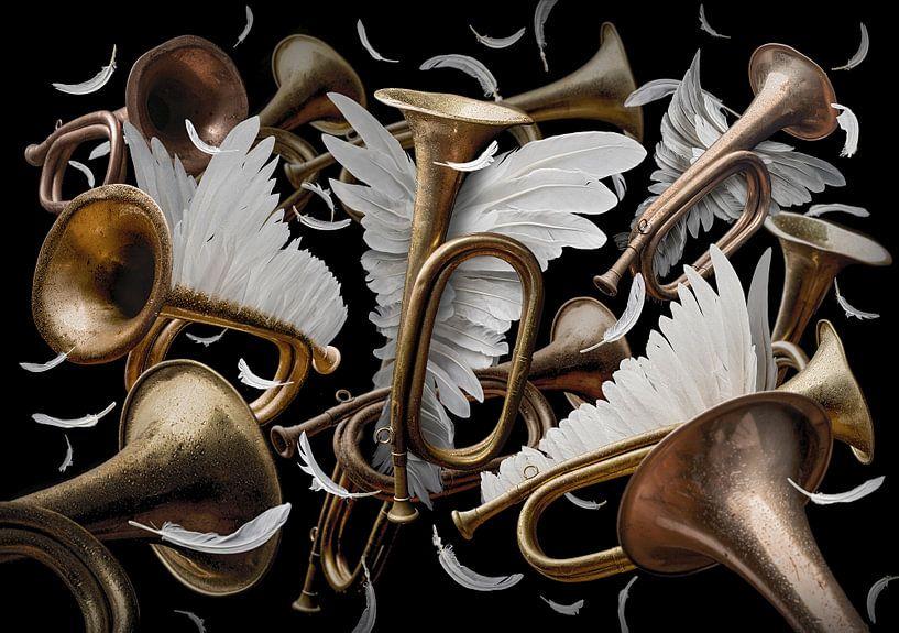 Flügelhorn van Olaf Bruhn