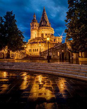 Abend in Budapest von Jeroen Linnenkamp