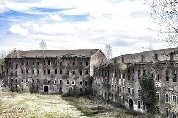 Urbex Fort von