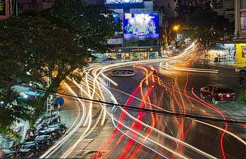 Avond in Hanoi van Bart Nikkels