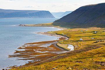 Hesteyri, Iceland sur Jan Schuler