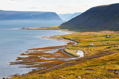 Hesteyri, Iceland van Jan Schuler