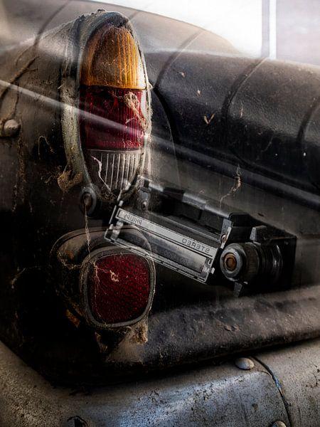 Classic Volvo van Sense Photography