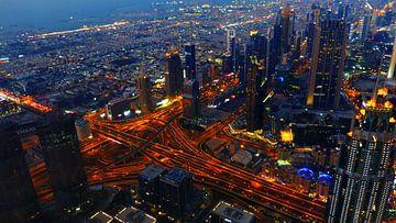 Burj Khalifa Dubai von Marek Bednarek
