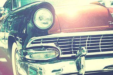 Klassieke Ford Fairlane van Wolbert Erich