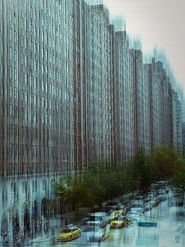 New York Art 10th Avenue van Gerald Emming