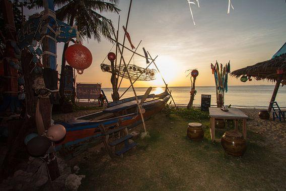 Sonnenuntergang auf Koh Lanta