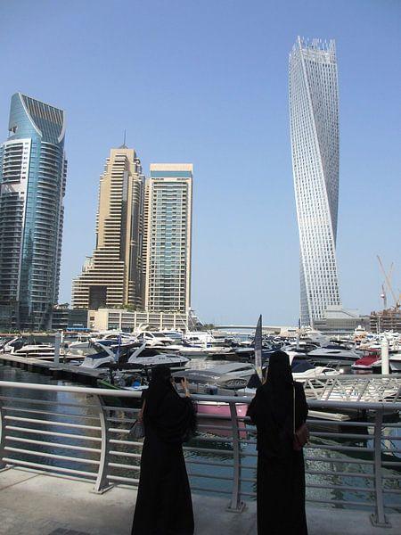 Dubai Marina van Mr and Mrs Quirynen